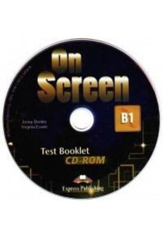 On Screen B1 Test booklet CD-ROM. Диск с тестовыми заданиями