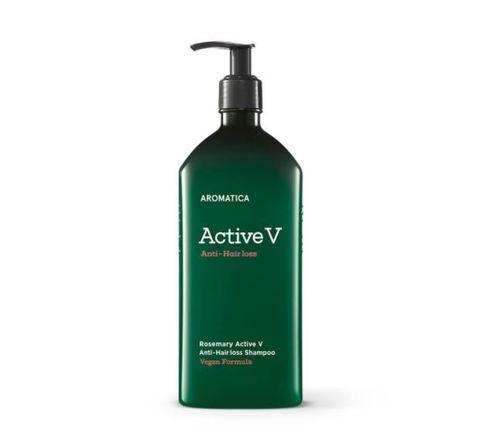 Rosemary Active V Anti-Hair Loss Shampoo, 400 мл