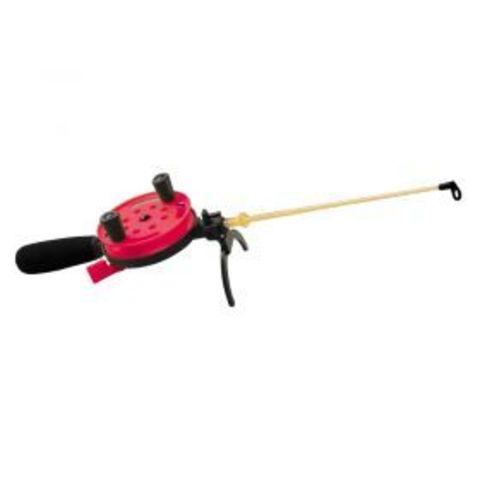 Удочка для зимней рыбалки ADAMS IFR-3000N со средней неопреновой ручкой