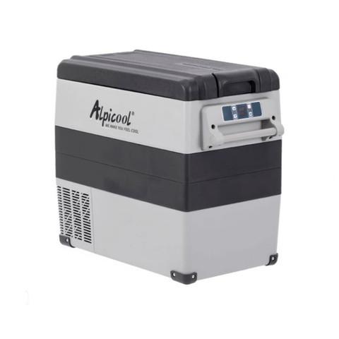 Компрессорный автохолодильник Alpicool NCF55 (Двухкамерный, 12V/24V/220V, 55л)