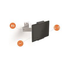 Держатель для планшета настенный Durable Tablet Holder Wall Arm, 8934