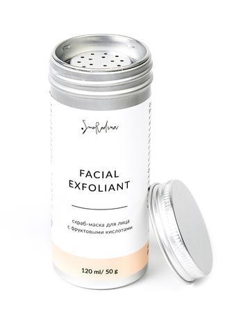 SmoRodina 01 FACIAL EXFOLIANT с фруктовыми кислотами, 60 гр