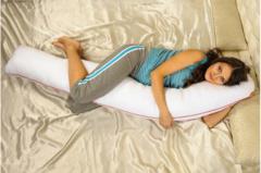 Farla. Длинная подушка с шариками пенополистирола Care I190, вид 2