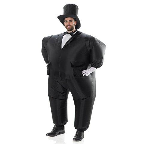 Надувной костюм Жених