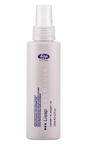 Защитный спрей для окрашенных волос «Lisap Absolute Spray – Protective Spray for Coloured Hair» (125 мл)