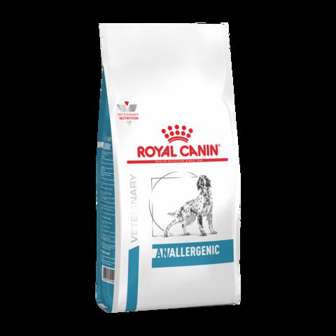 Royal Canin Anallergenic AN Сухой корм для собак при пищевой аллергии с острой непереносимостью