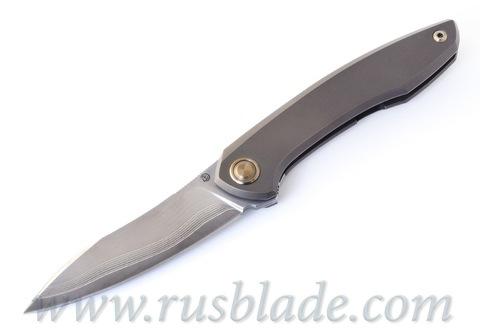 Cheburkov Russkiy Bronze Laminated steel