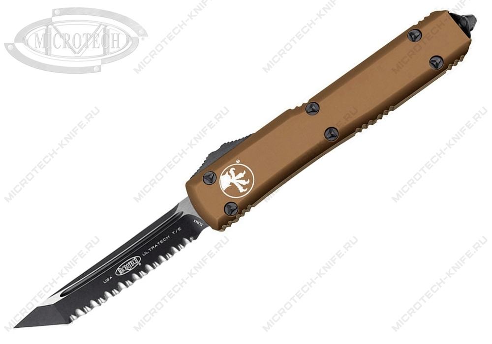 Нож Microtech Ultratech 123-3TA - фотография