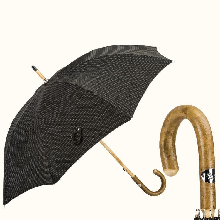Зонт-трость Pasotti 142-PuntoCN5-Handle Ash