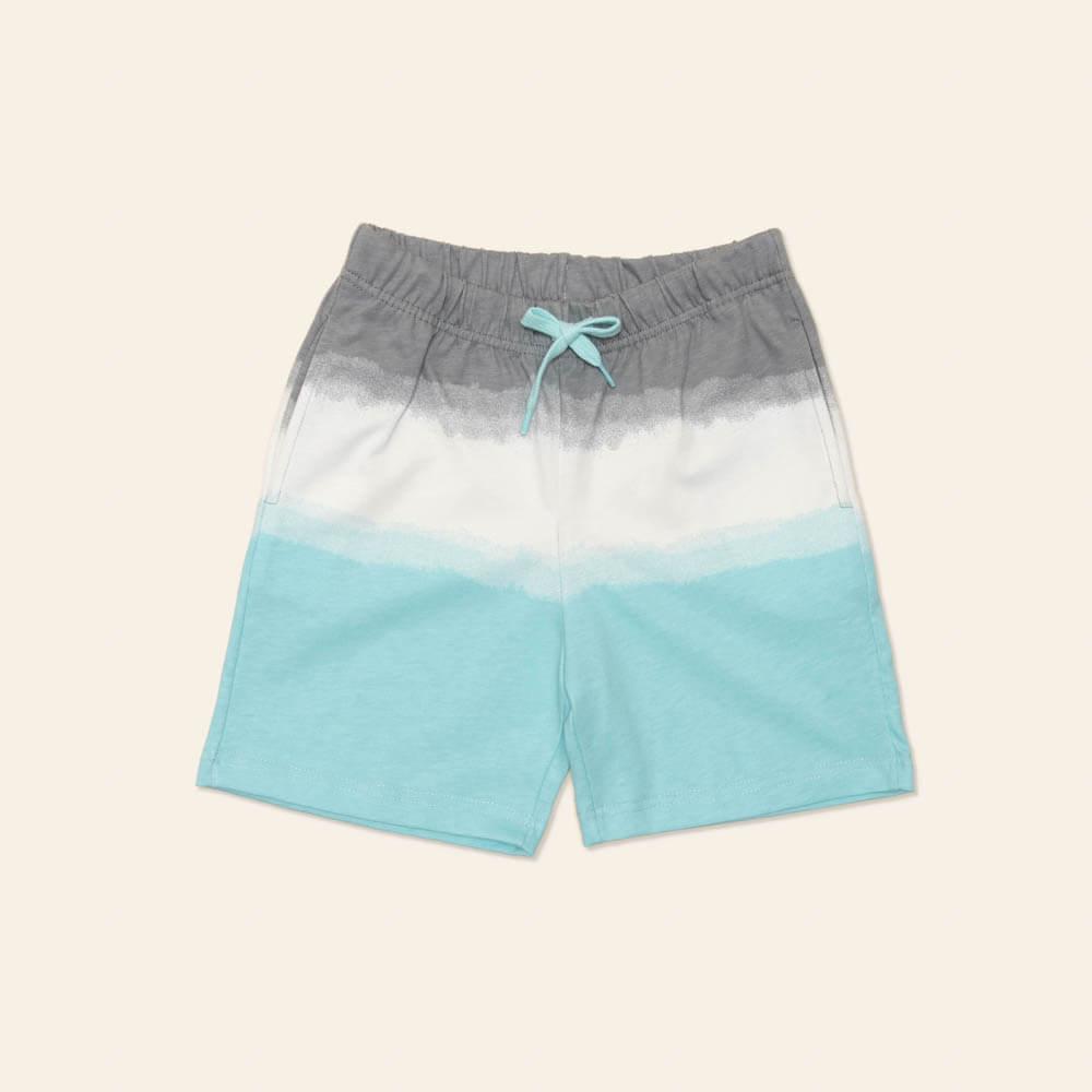 Детские мужские пляжные шорты E21K-53D101