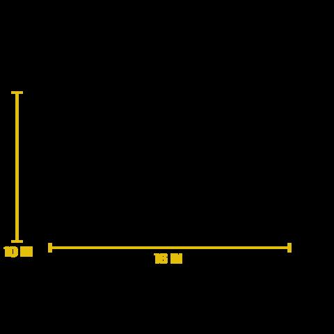 Поднос-гриль прямоугольный с ручками  и бортом, артикул LCDRG