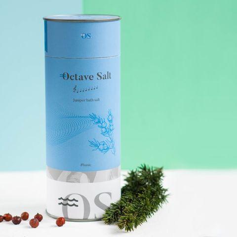 Натуральная морская соль с можжевельником (Ут)