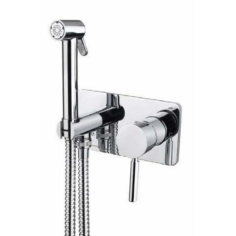 Гигиенический душ с всстроенным смесителем  Migliore Fortis ML.FRT-5266.CR