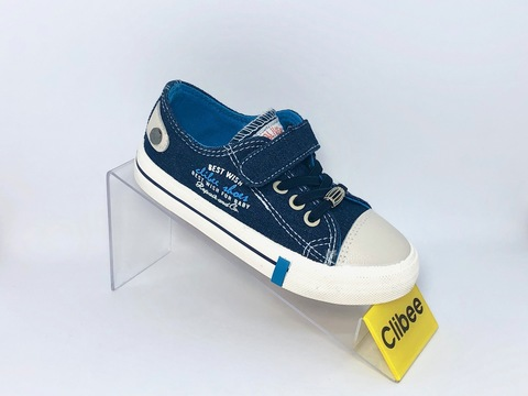 Clibee B254 Blue/Blue 25-30
