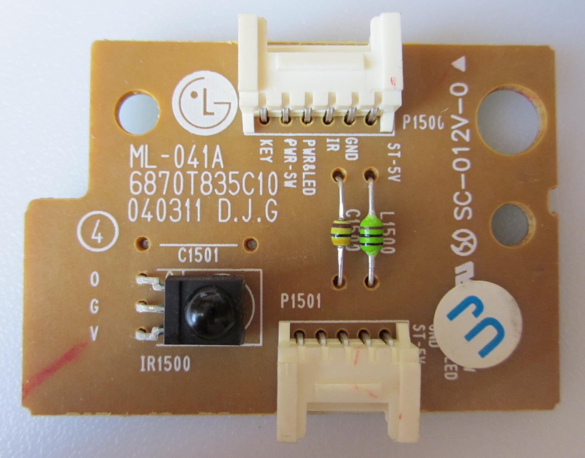 ML-041A 6870T835C10