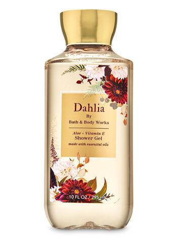 Гель для душа Bath&BodyWorks Dahlia 295 мл