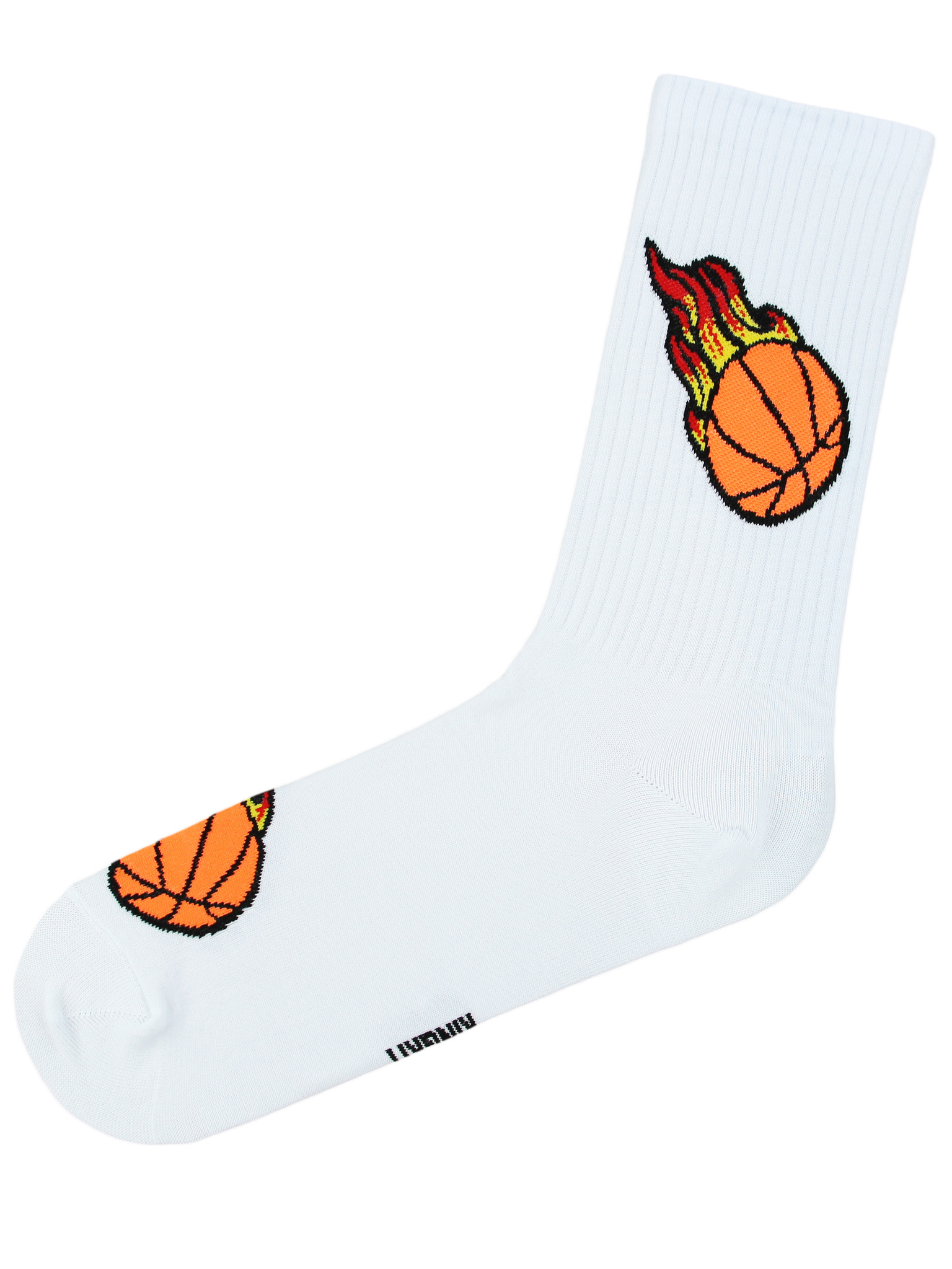 Баскетбол спорт (белые)