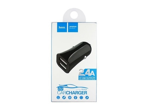 Купить автомобильное зарядное устройство Hoco Z12 в Перми