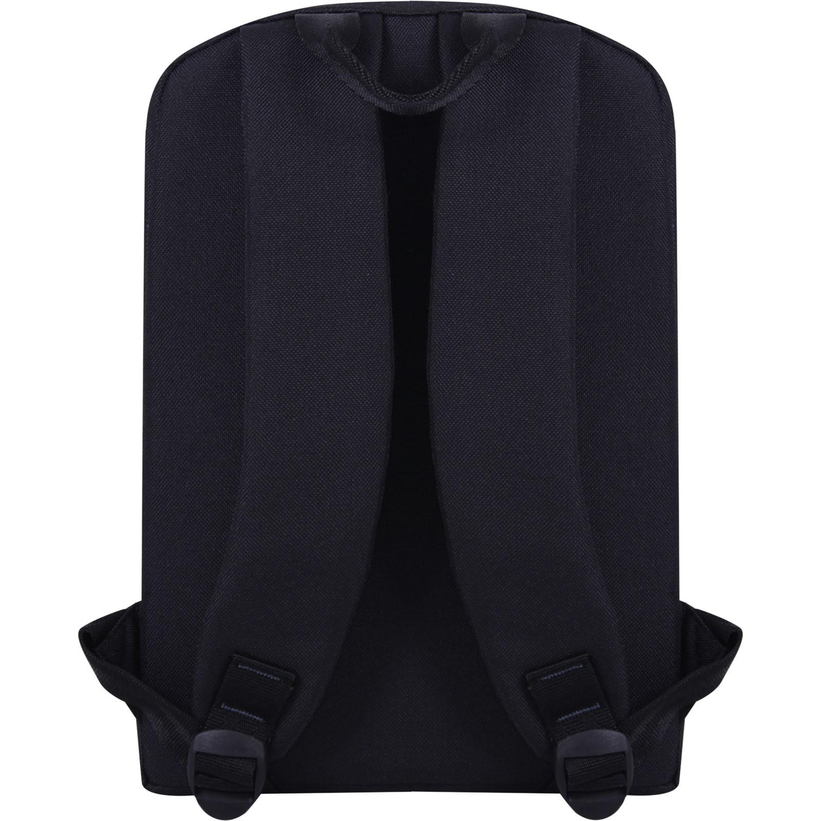 Рюкзак Bagland Молодежный mini 8 л. черный 752 (0050866) фото 3