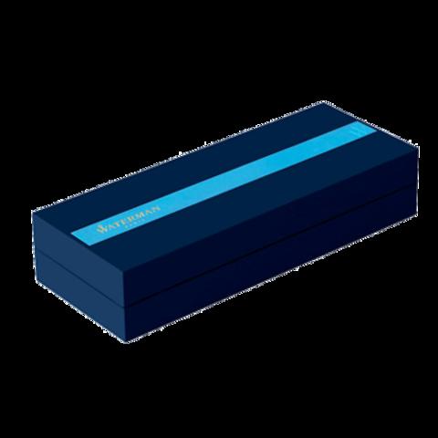 Waterman Exception - Black GT Slim, шариковая ручка, M