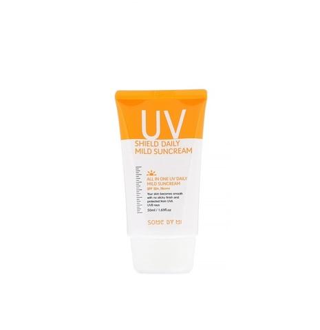 Многофункциональный Солнцезащитный Крем SOME BY MI UV Shield Daily Mild Sun Cream SPF 50 Pa+++