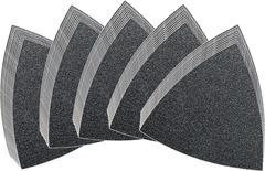 Листы наждачной бумаги с липучкой, неперфорированные, набор из 50 шт.