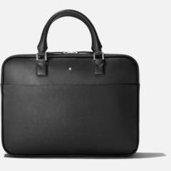 Ультракомпактная сумка для документов Montblanc Sartorial