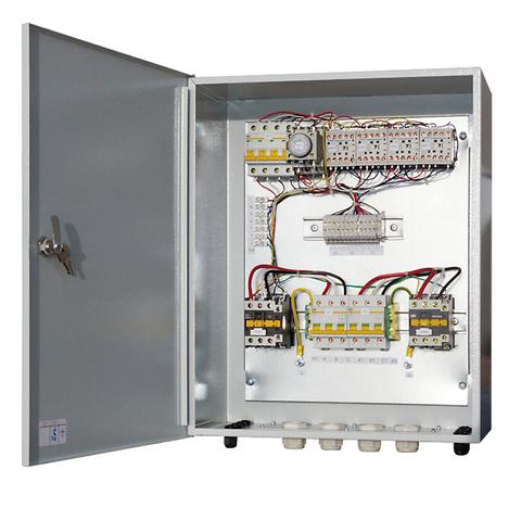 Модуль подключения завес Тепломаш c IP54 МП36-48Е