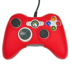 Чехол для геймпада (Xbox 360, Красый)
