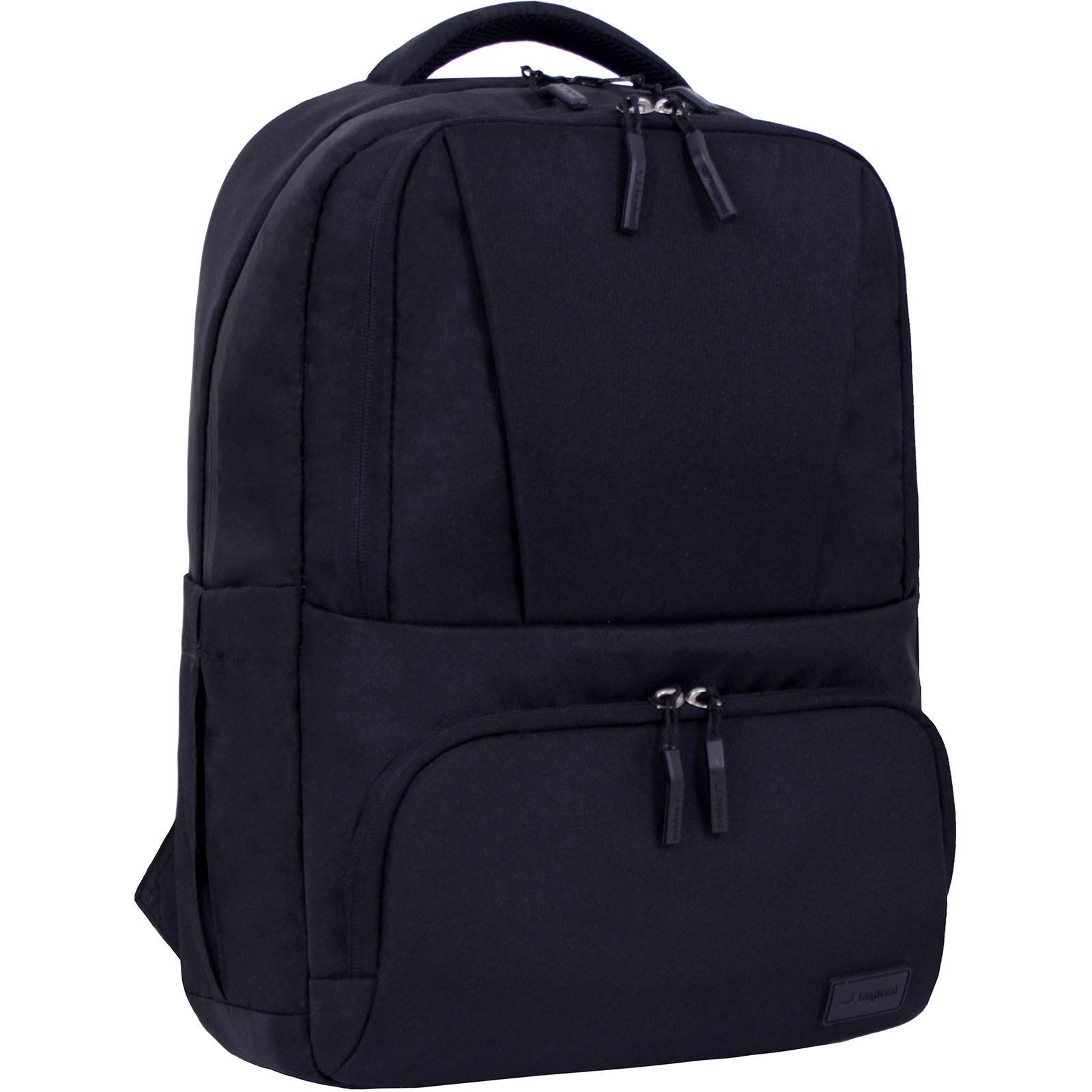 Мужские рюкзаки Рюкзак для ноутбука Bagland STARK черный (0014366) IMG_2100.JPG