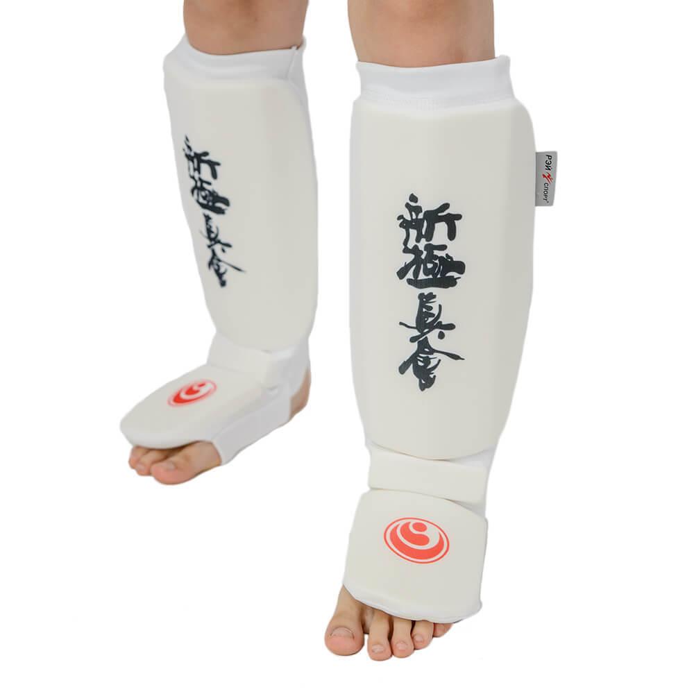 "Защита ног Защита голени ""Шинкиокушинкай"" 421.jpg"