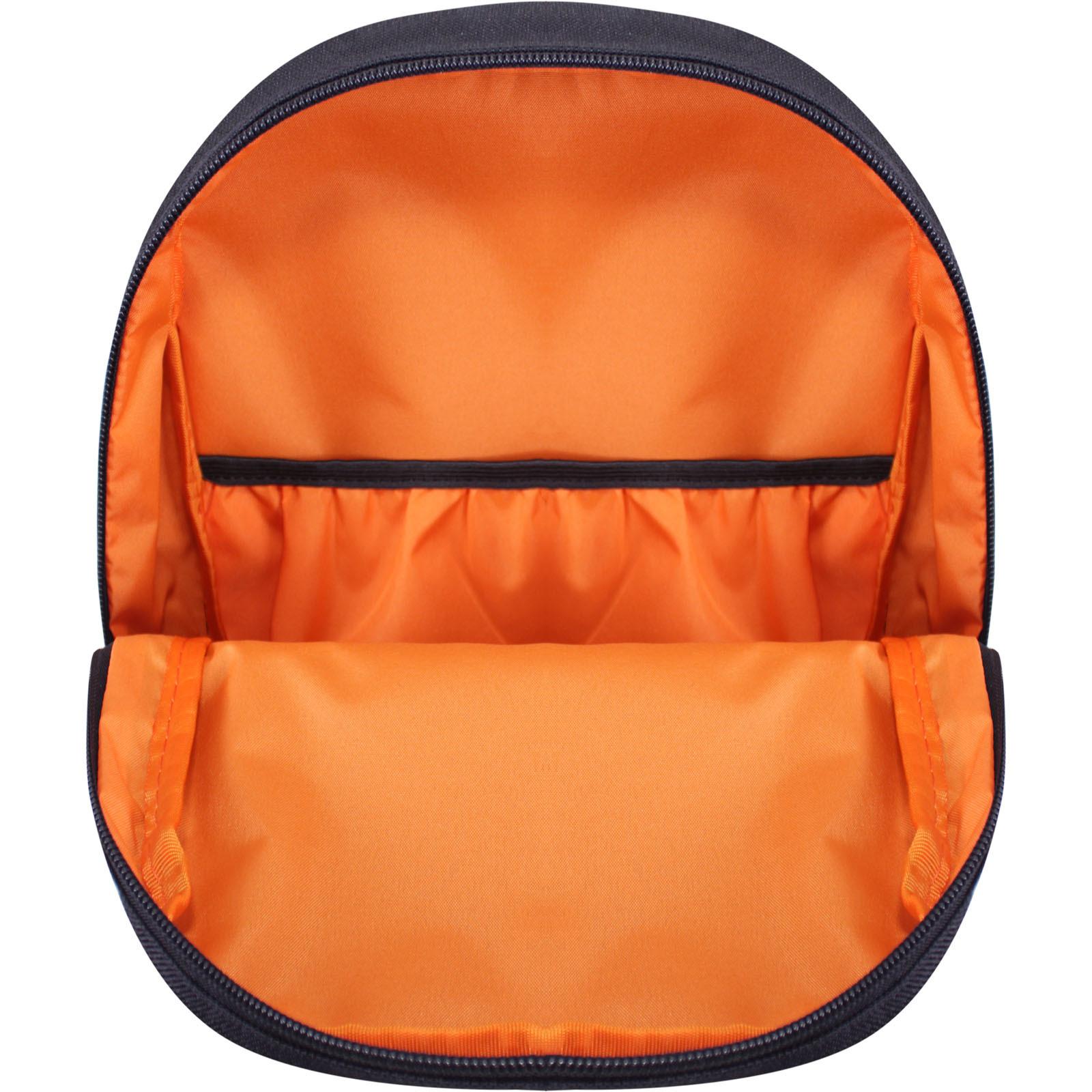 Рюкзак Bagland Молодежный mini 8 л. черный 752 (0050866) фото 4