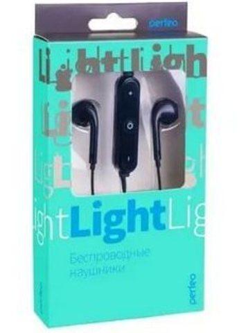 Наушники беспроводные Perfeo LIGHT  PF-A4310 черный