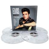 Elvis Presley / Diamonds (Coloured Vinyl)(4LP)