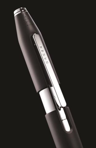 Cross X - Charcoal Black CT, ручка-роллер, M123