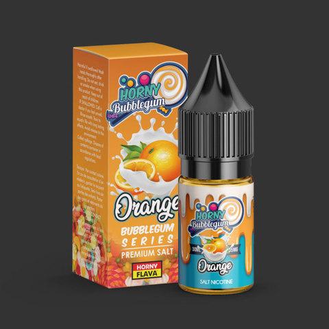Жидкость Horny Bubblegum Salt 30 мл Orange