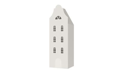 Шкаф-домик Амстердам -4(Н)