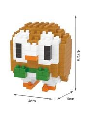 Конструктор Wisehawk & LNO покемон Роулет 170 деталей NO. 266 Pokemon Rowlet Gift Series