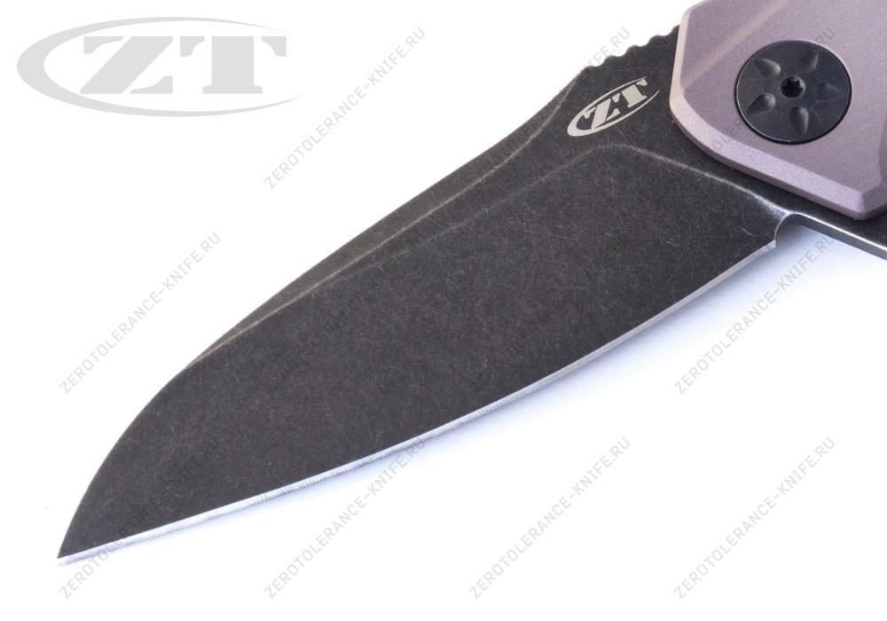 Нож Zero Tolerance 0770GRYBW - фотография