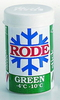 Картинка мазь лыжная Rode P (-4/-10) - 1
