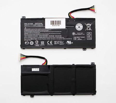 Аккумулятор для Acer VN7-571 AC14A8L ORG (11.4V 51Wh)
