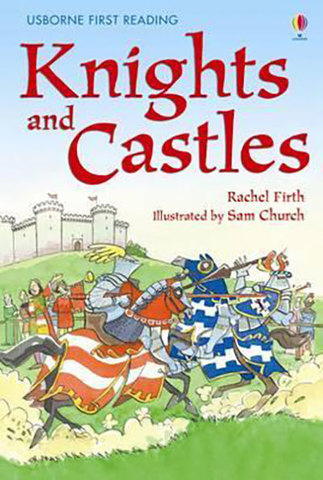 9781409506621 - Knights and Castles