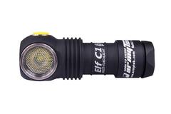 Налобный фонарь Armytek Elf C1 Micro-USB XP-L (теплый свет) + 18350 Li-Ion