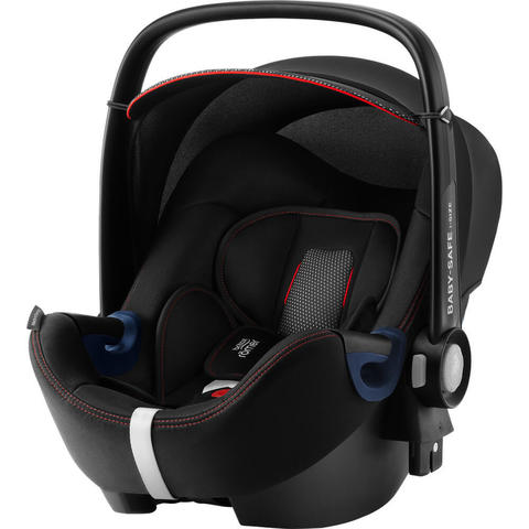 Автокресло Britax Roemer Baby-Safe2 i-Size Cool Flow Black