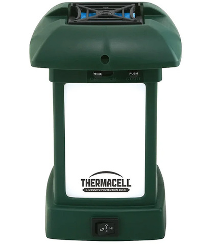 Лампа противомоскитная ThermaCell Outdoor Lantern, главное фото.
