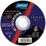 Отрезной круг NORTON VULCAN по металлу диаметр 230 мм х 1,9