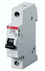 Автоматический выключатель ABB 1/6А SH201LC 6