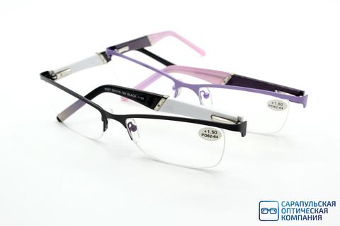 Очки готовые для зрения FABIA MONTI металл FM027