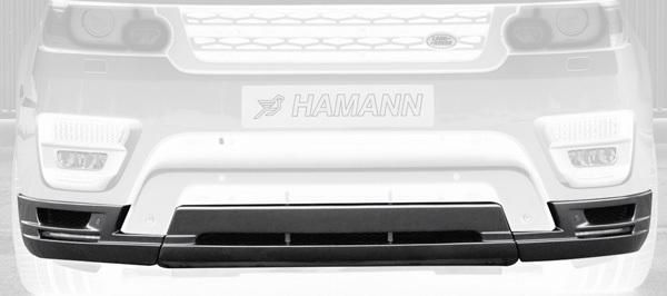 Обвес Hamann для Range Rover Sport