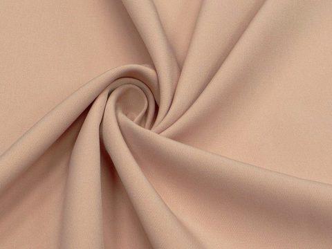 Портьерная ткань блэкаут персиковый. Арт.Т-711-24